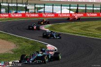 2018 Japanese Grand Prix race result