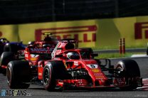 Wolff defends Vettel over Verstappen collision