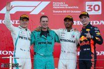 Fifth championship awaits Hamilton after dominant Suzuka win