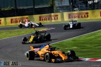 Alonso 'should have given place back to Stroll'