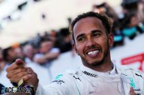 Hamilton on cusp of fifth title as Vettel throws in the towel