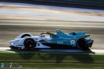 Tom Dillman, NIO, Formula E testing, Valencia, 2018
