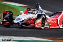 Jerome D'Ambrosio, Mahindra, Formula E testing, Valencia, 2018