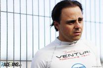 Felipe Massa, Venturi, Formula E testing, Valencia, 2018