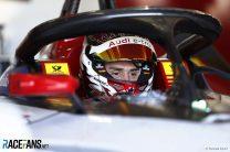 Daniel Abt, Audi, Formula E testing, Valencia, 2018