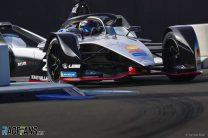 Sebastien Buemi, Nissan, Formula E testing, Valencia, 2018