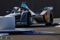 Stoffel Vandoorne, HWA, Formula E testing, Valencia, 2018