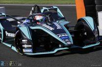 Nelson Piquet Jnr, Jaguar, Formula E testing, Valencia, 2018