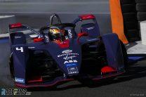 Robin Frijns, Virgin, Formula E testing, Valencia, 2018