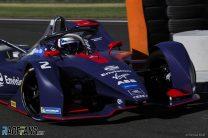 Sam Bird, Virgin, Formula E testing, Valencia, 2018