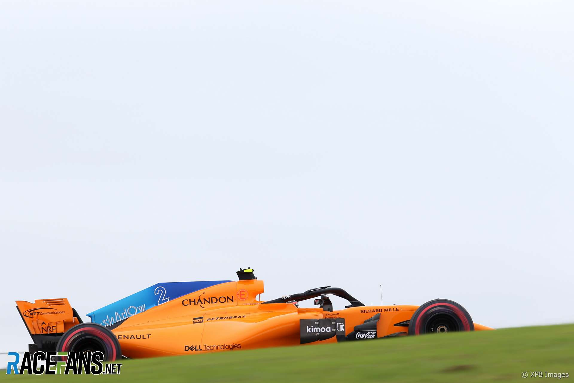 Stoffel Vandoorne, McLaren, Circuit of the Americas, 2018