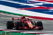 Raikkonen could put Hamilton's championship celebration on ice