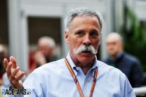 Chase Carey, Circuit of the Americas, 2018