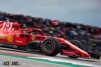 Vettel: Ferrari removed four months of upgrades from car
