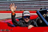 Fernando Alonso, McLaren, Circuit of the Americas, 2018