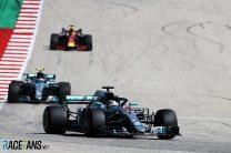 Lewis Hamilton, Mercedes, Circuit of the Americas, 2018
