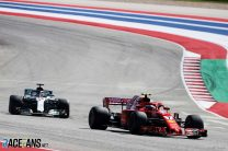 Raikkonen takes first win since 2013 at US Grand Prix