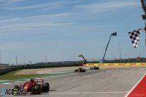 Kimi Raikkonen, Ferrari, Circuit of the Americas, 2018