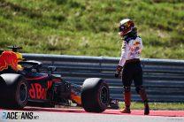 Daniel Ricciardo, Red Bull, Circuit of the Americas, 2018