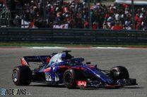 Brendon Hartley, Toro Rosso, Circuit of the Americas, 2018