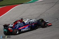 Pierre Gasly, Charles Leclerc, Circuit of the Americas, 2018