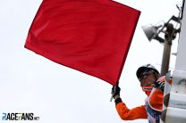 Whiting defends red flag rules following Vettel criticism