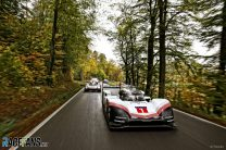 Pictures: Webber and Lieb take Porsche's 919 for its final drive