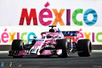 "Perez: ""Not looking very likely"" Mexico will remain on calendar"