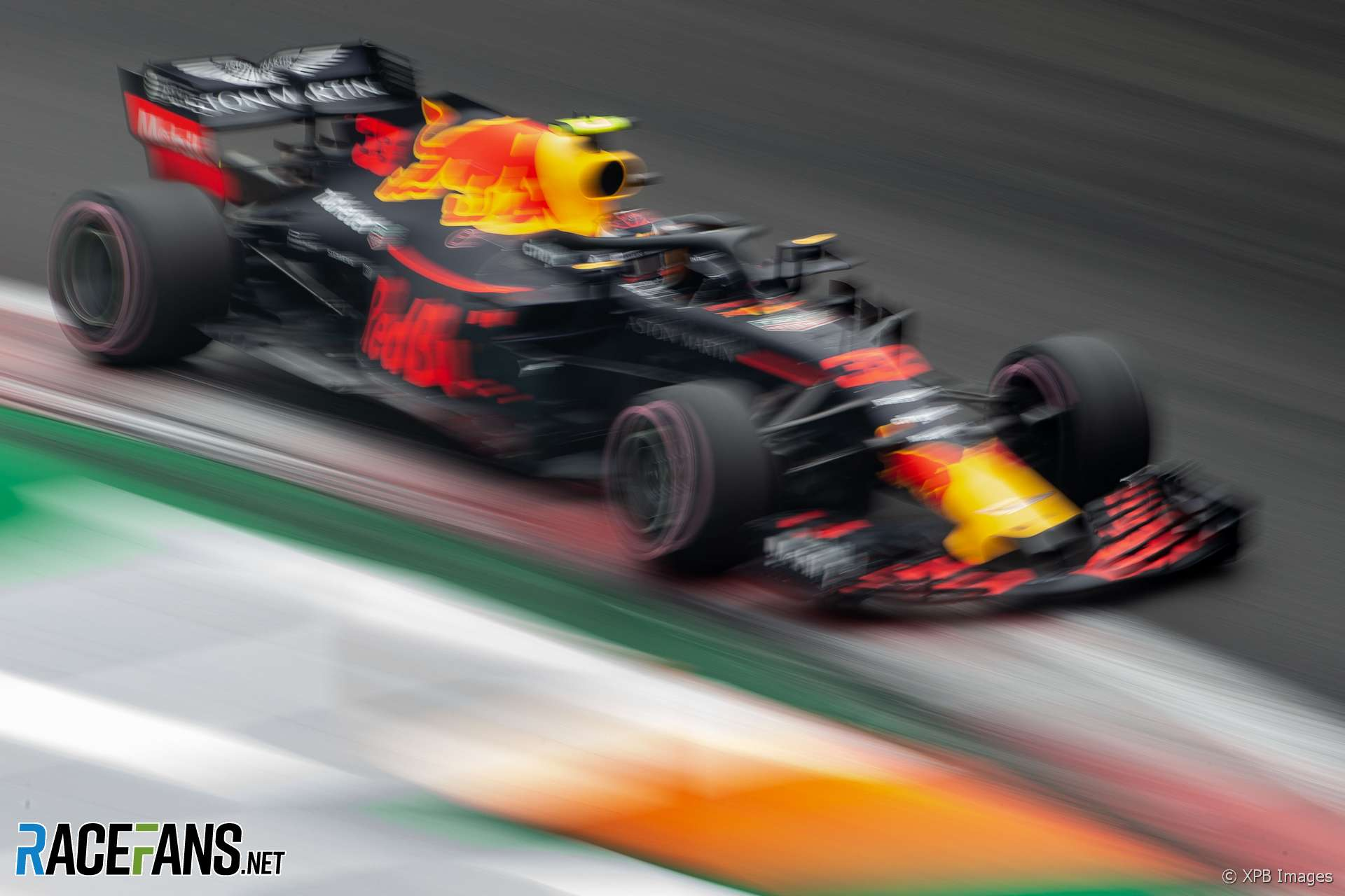 Max Verstappen, Red Bull, Autodromo Hermanos Rodriguez, 2018