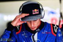 Toro Rosso won't decide Hartley's future before Abu Dhabi