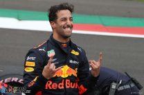 Ricciardo denies Verstappen his first pole position