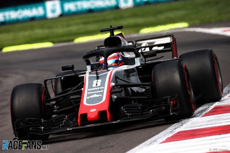 Kevin Magnussen, Haas, Circuit of the Americas, 2018