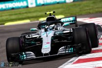 Mercedes' tyre struggles not due to absence of new wheel rims