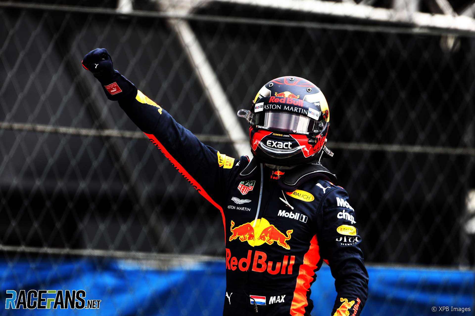 Max Verstappen, Red Bull, Circuit of the Americas, 2018 · RaceFans
