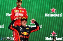 Verstappen's win, Hamilton's title in tyre-dominated Mexican GP