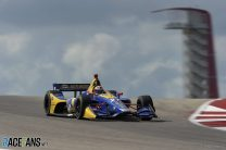 Pictures: IndyCar begin first test at Circuit of the Americas