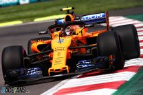 2018 Mexican Grand Prix Star Performers
