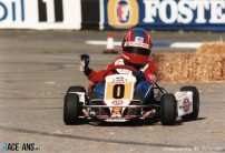 "Hamilton's first karting rival: ""I must be one of few people he's never beaten"""