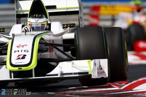 Jenson Button, Brawn, Hungaroring, 2009
