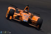 McLaren confirm Chevrolet power for Alonso's Indy 500 return