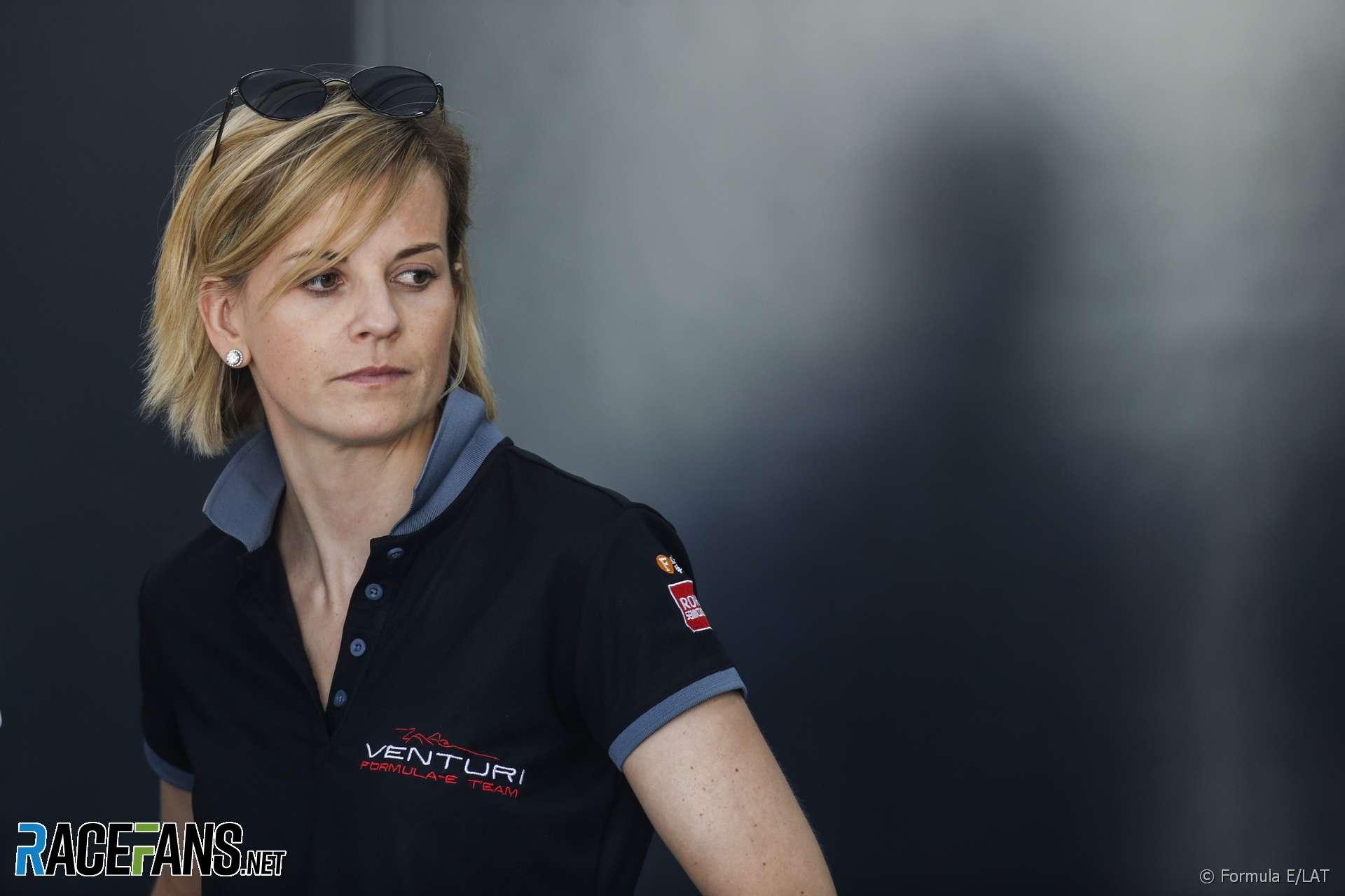 Susie Wolff, Venturi, Formula E, 2018