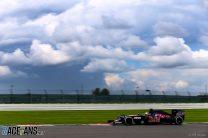 Sergio Sette Camara, Toro Rosso, Silverstone, 2016