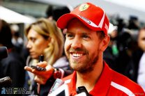 Sebastian Vettel, Ferrari, Interlagos, 2018