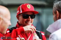 Kimi Raikkonen, Ferrari, Interlagos, 2018