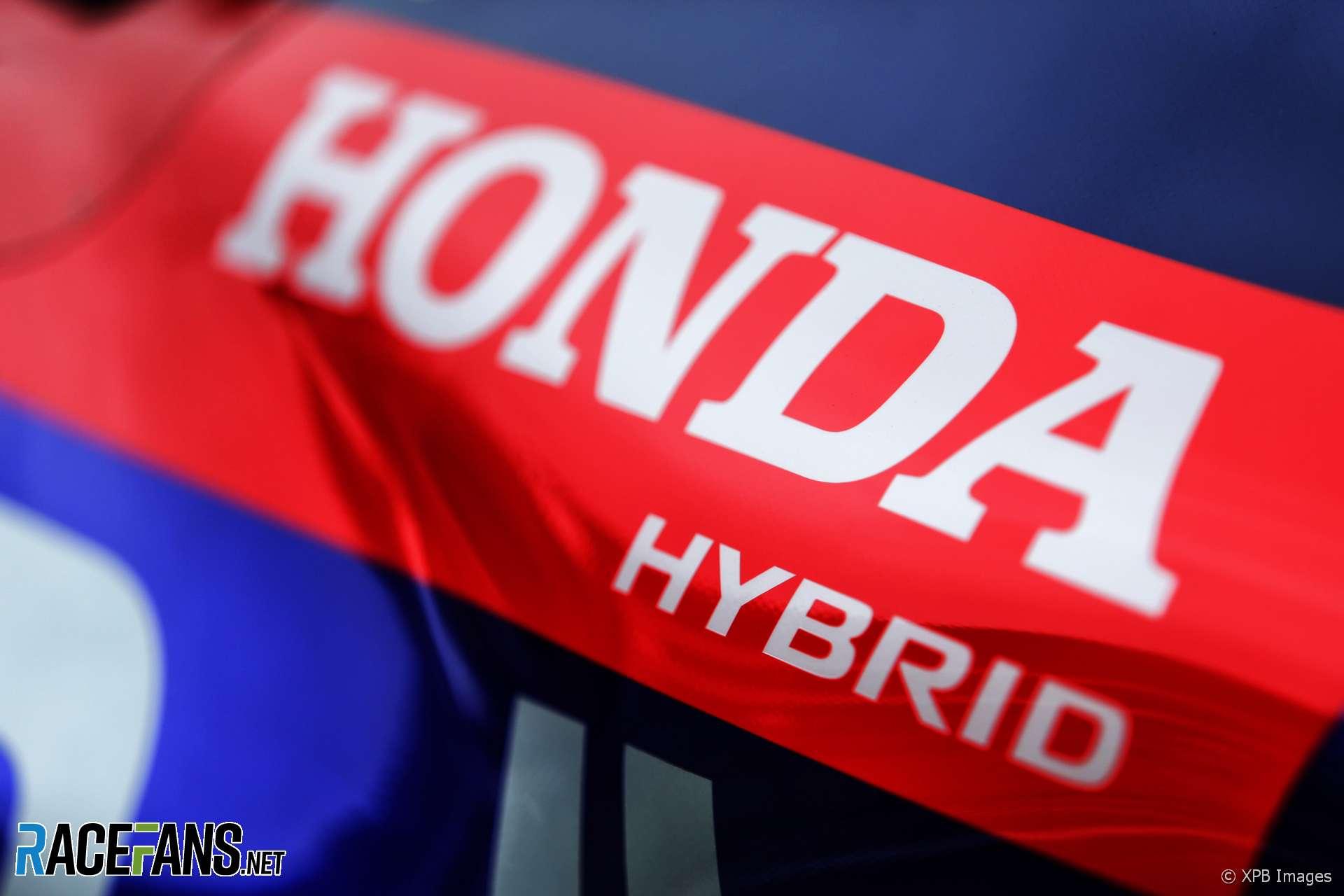 Toro Rosso-Honda, Interlagos, 2018