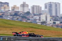 Verstappen quickest as one-tenth covers top three teams