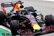 Marshal's action in Mexico led to Ricciardo's grid penalty