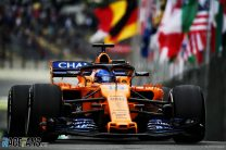 Five-second penalty drops Alonso to 17th in penultimate race