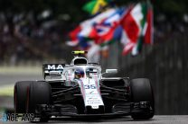 """Sirotkin reprimanded for slow driving following """"set-up error"""""""