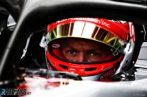 Slow driving earns Magnussen his second reprimand